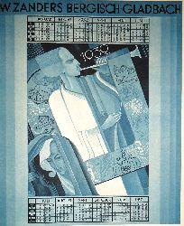 Frenzel, H. (Hg.)  GEBRAUCHSGRAPHIK. Monatsschrift zur Förderung künstlerischer Reklame. INTERNATIONAL ADVERTISING ART. Monthly Magazine for Promoting Art in Advertising. 9. Jahrgang 1932. Heft 4.