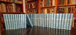 Wieland, C. M.  Sämmtliche Werke. Komplett in 36 Bänden (gebunden in 22 Bänden).