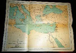Ägypten und der Nil - Thos Cook & Son (Hg.)  Pgrogramm zu Besuche Aegyptens, des Nils, ds Sudans usw. Saison 1912-13.