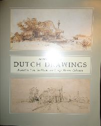 Robinson, William W.  Seventeenth-Century Dutch Drawings. A Selection from the Maida and Georg Abrams Collection.