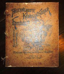 Willomitzer, Josef  Allerneueste Königinhofer Handschrift. Nejnovejs Rukopis Královédvorský. Tschechische Geschichten aus Tausend und Einer Nacht.