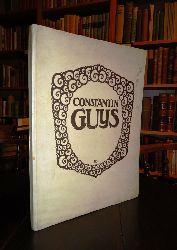 Guys - Grappe, Georges  LIEBHABERAUSGABE IN GANZPERGAMENT - Constantin Guys.