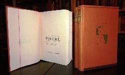 Romains, Jules / Teige, Karel (Einbandentwurf und Typografie)  Numeriertes Exemplar - Psyche. Vol. 1-3 / Bände 1-3. Band. Komplett.