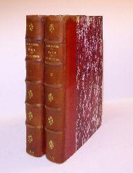 Paris - Forster, Charles de  Paris et les Parisiens. Quinze ans a Paris. (1832 - 1848). Tomes 1 + 2.