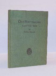 Brunner, Karl  Großbritannien. Land, Volk, Staat.