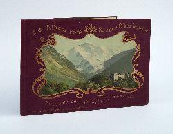 Berner Oberland -  Album vom Berner Oberland. Souvenir de l´Oberland Bernois.