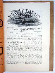 Grotta Gigante Triest -  Prometheus. Illustrierte Wochenschrift über die Fortschritte in Gewerbe, Industrie und Wissenschaft. No. 32 + 33, Jg. XIX, 6. und 13. Mai 1908.