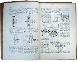 Automobil -  Prometheus. Illustrierte Wochenschrift über die Fortschritte in Gewerbe, Industrie und Wissenschaft. No. 25, 26 und 27, Jg. XIX, 18. März bis 1. April 1908.
