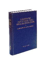 Luchsinger, Richard / Arnold, Gottfried E.  Lehrbuch der Stimm- und Sprachheilkunde. 2. Auflage.