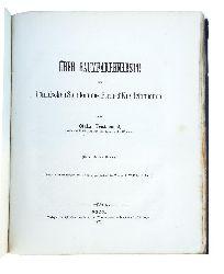 Abhandlungen der königl. Böhmischen Gesellschaft der Wissenschaften vom Jahre 1870.  6 Bände in 1 Band. (= Sechste Folge, vierter Band).
