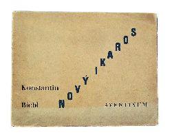 Biebl, Konstantin  Novy Ikaros.