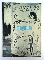 magnum. Zeitschrift für das moderne Leben. Heft 13, Juli 1957.