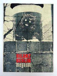 magnum. Zeitschrift für das moderne Leben. Heft 41 April 1962: BILANZ BERLIN.