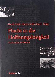 Stadler, Harald / Kofler, Martin / Berger, Karl C.  Flucht in die Hoffnungslosigkeit. Die Kosaken in Osttirol.