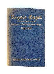 Engel-Egli von Fluntern, Regula (Witwe des Obrist Florian Engel)  Lebensbeschreibung. Von ihr selbst beschrieben, und von einem ihrer älteren Verwandten revidiert und mit Anmerkungen begleitet.