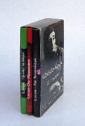 Lavant, Christine  Gedichte. Komplett in 3 Bänden (Spindel im Mond / Der Pfauenschrei / Die Bettlerschale).