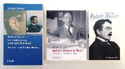 Walser, Robert -  3 Biographien.