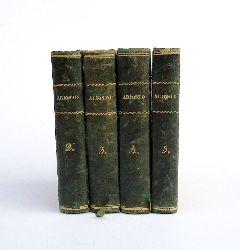 Ariosto, (Ludovico)  Orlando furioso. Vol. 2-5 (SENZA Vol. 1)