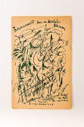 Die Silbergäule 65/66 - KLEMM, Wilhelm  Traumschutt. Gedichte.
