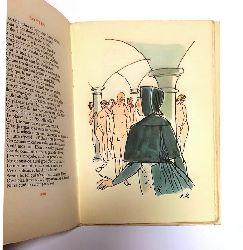 LA FONTAINE, Jean de  Contes. Illustrations de Pierre Monnerat.