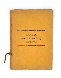 Wolf / (Oppenheimer) - Wolf, Meier  Chronik der Familie Wolf, Schlüchtern.