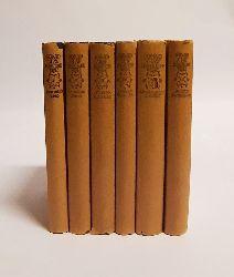 Shaw, Bernard  Dramatische Werke. Gesammelt in 6 Bänden. Komplett.