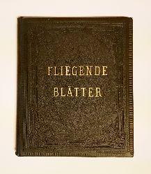 Schneider, J. (Redakion)  Fliegende Blätter. Band CXV., No. 2918-2944.