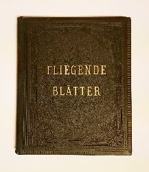 Schneider, J. (Redakion)  Fliegende Blätter. Band CXI., No. 2814-2839.