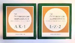 Fuchs, Heinrich  Die österreichische Bildnisminiatur. Von den Anfängen bis zur Gegenwart. Komplett in 2 Bänden.
