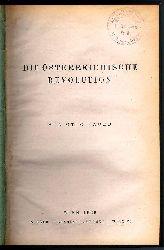 Bauer, Otto  Die österreichische Revolution.