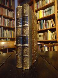 Humboldt, Wilhelm von  Briefe von Wilhelm von Humboldt an eine Freundin. Komplett in 2 Bänden. 2. unveränderte Auflage.