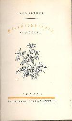 Bethge, Hans  Pfirsichblüten aus China. Nachdichtungen chinesischer Lyrik.