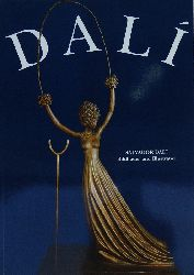 Dali, Salvador  Salvador Dali. Bildhauer und Illustrator.