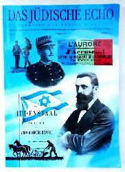 Jüdischer Akademiker Österreichs und Vereinigung jüdischer Hochschüler Österreichs (Hg.)  Das Jüdische Echo. Zeitschrift für Kultur und Politik ( Vol. 43, Tischri 5755, Oktober 1994).