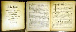 Berlioz, Hector:  Partitur-Beispiele zu Hector Berlioz´ Instrumentationslehre. Autorisierte deutsche Ausgabe. Mit den Original-Partituren verglichen von Alfred Dörffel.