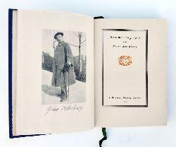 Altenberg, Peter  Semmering 1912.