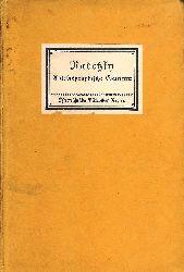 Molden, Ernst  Radetzky. Sein Leben und sein Wirken. Nach Briefen, Berichten und autobiographischen Skizzen zusammengestellt. (= Österreichische Bibliothek, Nr. 10).