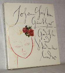 Günther, Johann Christian:  Gedichte und Studentenlieder. Herausgegeben von Hans Marquardt und Horst Wandrey.