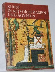 Afanassjewa / Lukonin / Pomeranzewa:   Kunst in Altvorderasien und Ägypten.