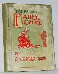 Lang, Andrew:  Tales of a Fairy Court.