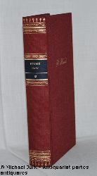 Heinrich Heine - Werke in vier Bänden. Dritter Band (III / IV). Die Bibliothek deutscher Klassiker - Band 38.