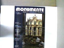 Autorenkollektiv: Monumente - Nr. 9/10, Oktober 2002 (12. Jahrgang), Magazin für Denkmalkultur in Deutschland, schönes Exemplar,
