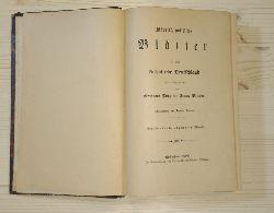Jörg, Edmund und Franz (Hrsg.) Binder:  Historisch-politische Blätter für das katholische Deutschland. 117. Band.