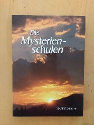 Knoche, Grace F. (Verfasser):  Die Mysterienschulen. Grace F. Knoche