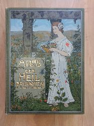 Joseph, Erzherzog (von Österreich):  Atlas der Heilpflanzen des Praelaten Kneipp., Bildlich dargestellt durch Margrethe Fürstin von Thurn und Taxis.