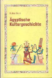 Stern, Bolko von  Ägyptische Kulturgeschichte