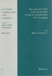 FRUSCIONE, Daniela  Das Asyl bei den germanischen Stämmen im frühen Mittelalter