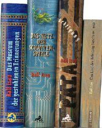 Isau, Ralf  Das Museum der gestohlenen Erinnerungen (Sonderausgabe) / Das Netz der Schattenspiele / Pala / Das Lied der Befreiung Neschans (4 Bücher)