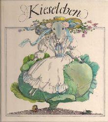 Könner Alfred / Ensiskat Klaus  Kieselchen - nach einem spanischen Motiv erzählt von Alfred Könner mit Bildern von Klaus Ensikat.