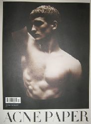 Schiller, Mikael (Publisher)  ACNE PAPER - The Body - 13th issue Spring 2012